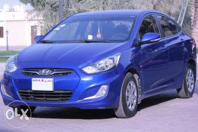 Hyundai Accent 2013 LOW MILEAGE