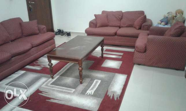 Living With Tv And Carpet AAli