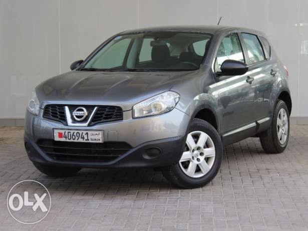 Nissan Qashqai 2012 Grey For Sale