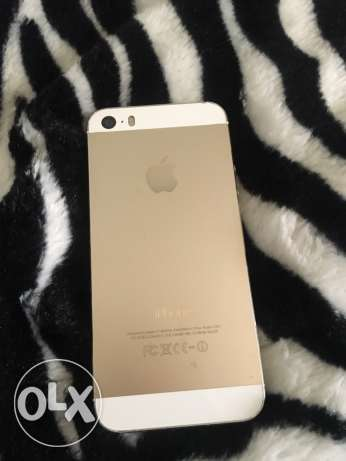 I phone 5 s 16 GB Gold