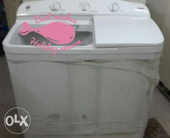 13kg washing machine for sale. . free delivery