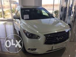 Infiniti 2015 limited stock zero mileage special offer