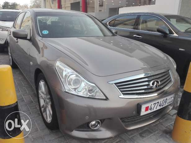 INFINITY G37 Only 6000 Special Ramadan Offer Started