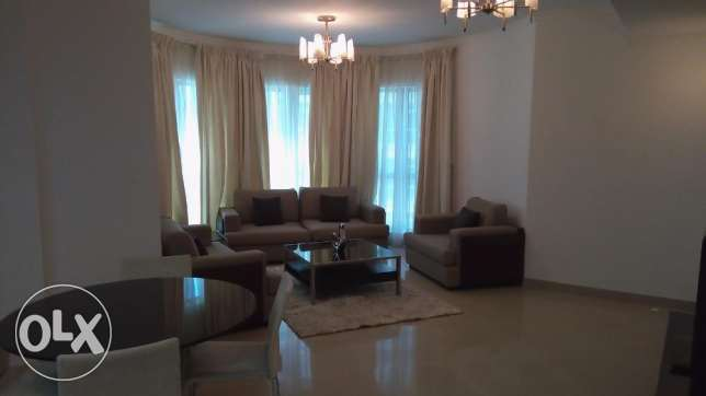 Sea view 2 Bedroom Fully Furnished Apartment in Amwaj island
