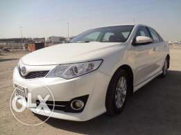 Toyota Camry 2012 model, Full options, Expat used... leaving Bahrain..