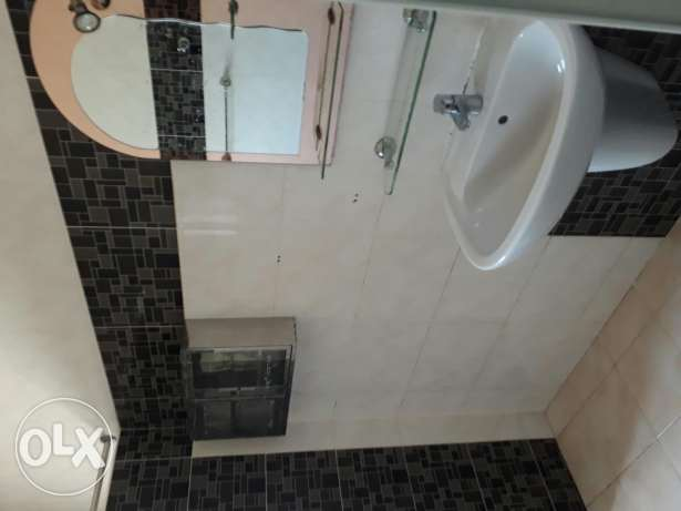 For rent almost furnished new flat
