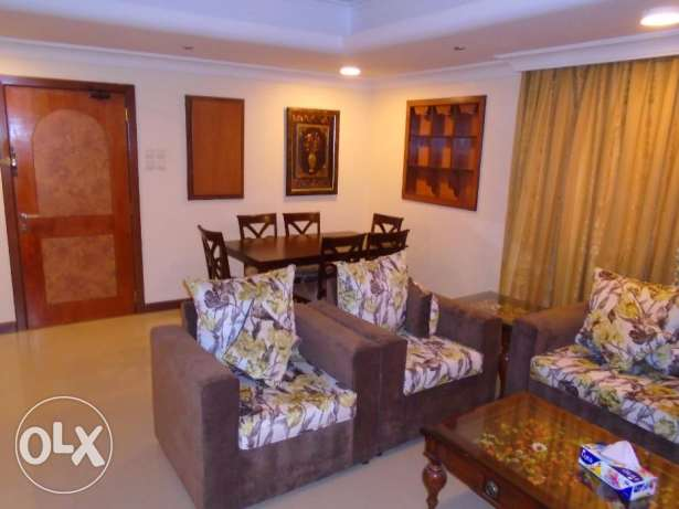 3 Bedroom  Apartment fully furnished in Tubli