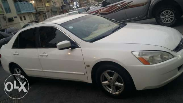 Honda accord for sale 2004