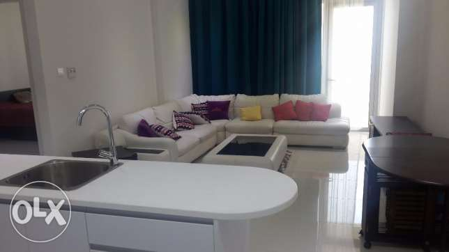 Sea view Brand new one BR flat in Juffer