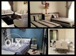 A very modern 2 bedroom apartment in new hidd/all inclusive