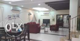 BSA2 3br fully furnished villa with private pool for rent in busaiteen
