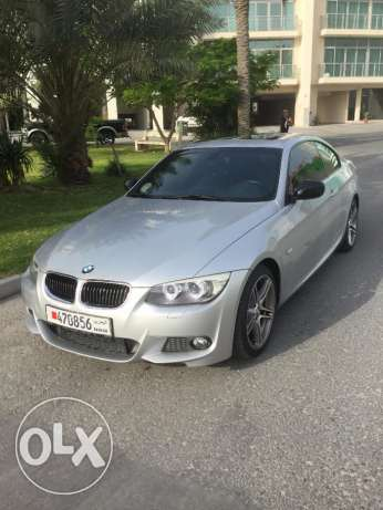 BMW 320i Coupe 2012 Silver