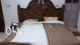 BD 180 Excellent condition bedroom set bought from Gulf furniture