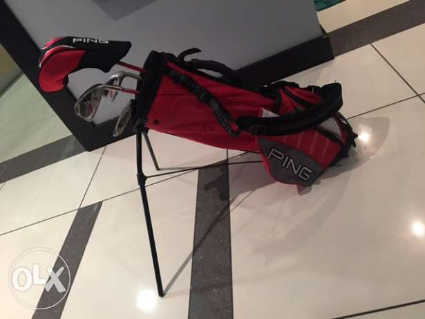 For Sale - PING Junior Golf Club Set