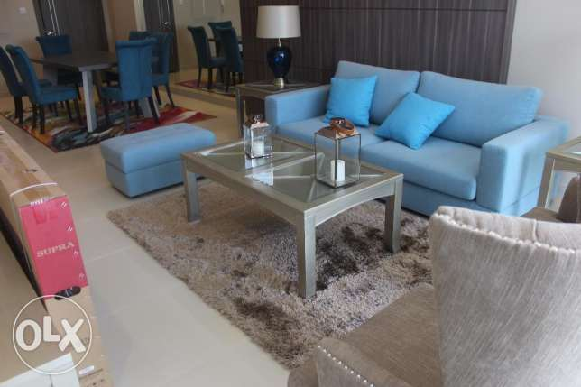 Beautiful 2 BR in Amwaj Brand new flat
