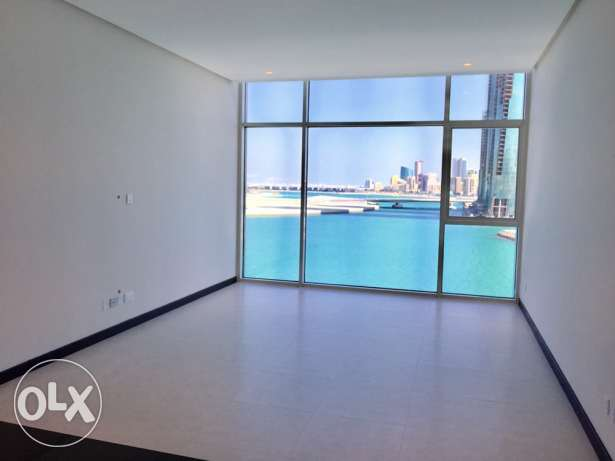 Semi furnished Two bedrooms apartment in Reef-Island.