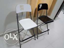 High chair from Ikea