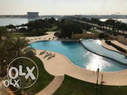 1br luxury flat for rent in-Amwaj Island
