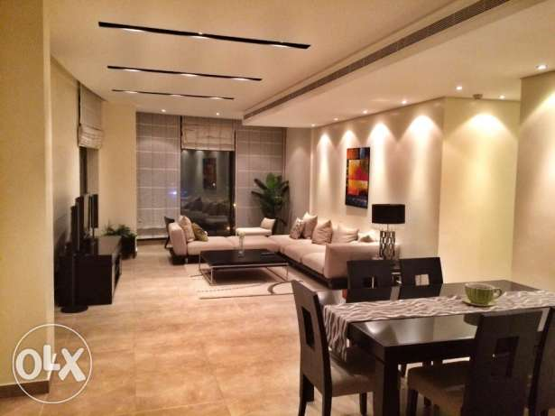 (FOR RENT) fully fernished apartment near seef