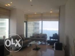 Bright and sea view 1 Bedroom Apartment In juffair rent 500