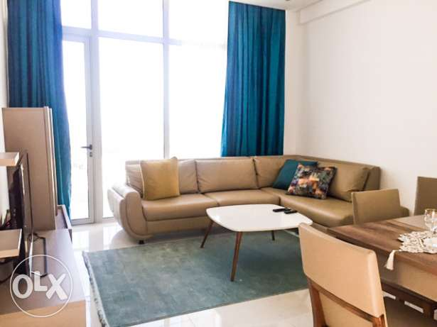 Brand New Fully Furnished Luxurious 1 BR Apartment