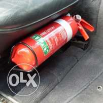 For sale first extinguisher for car