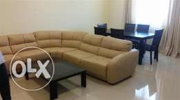 spacious 2 bed fully furnished flat