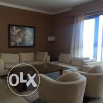 charming 3 bedroom fully furnished apartment at Juffair Bahrain