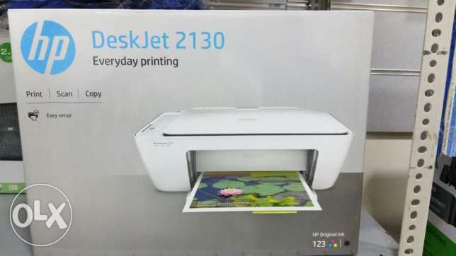 HP Deskjet 2130 Color Printer