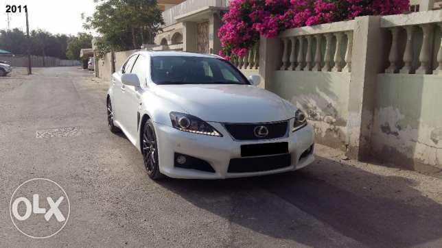2011 model lexus ISF for sale