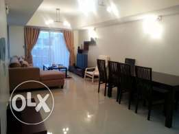 Luxurious 2 Bedrooms apartment with modern furniture full furnished
