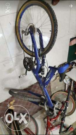 For sale 2 bikes size 26 المحرق‎ -  2