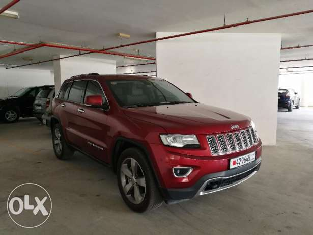 Jeep Grand Cherokee Limited V8 Full Option Excellent condition