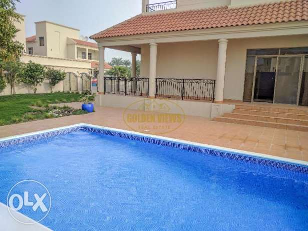 Grand 4 Bedroom semi furnished villa with large garden - Ref no AC 359