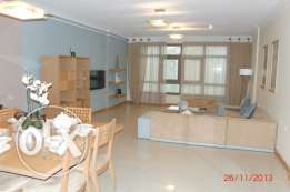 Juffair Exotic new superb 3 bedroom modernly furnished apartments.