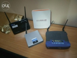 Throw away price - wireless routers and access point