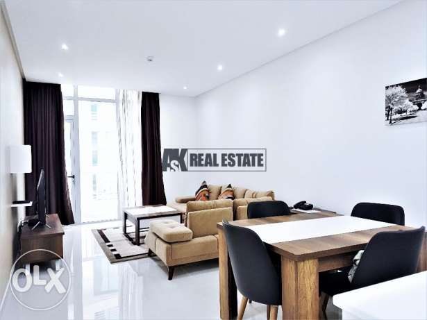 Large 1BR+TERRACE With Panoramic City View