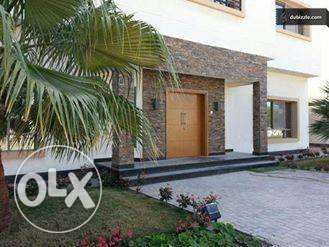 modern semi furnished compound villa close to saudi causewa