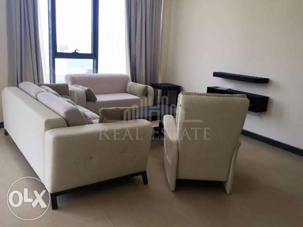 Fully furnished luxury two-bedroom duplex.