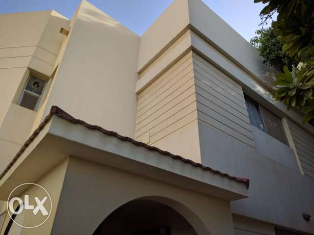 4 Bedroom semi furnished villa for rent in prime location