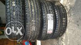 Tyres for sale. Number of tyres 4
