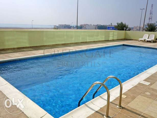 Fully Furnished 2 Bedroom Flat in Mahooz