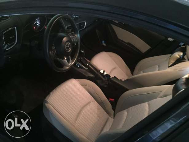 Mazda 3 model 2015 very Clean with low mileage