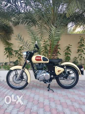 Royal Enfieled 500cc