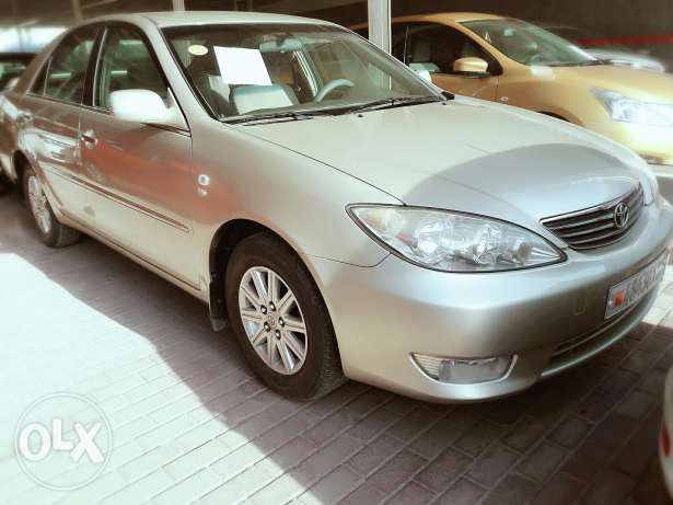 Today deal Toyota Camry grantee full option 2005 model in sale