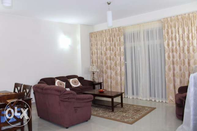 2 bedroom Amazing apartment in Amwaj fully furnished/lagoon view جزر امواج  -  1