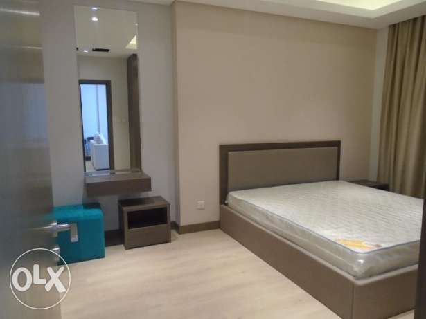 Brand new 1 bedroom flat with balcony at Seef.