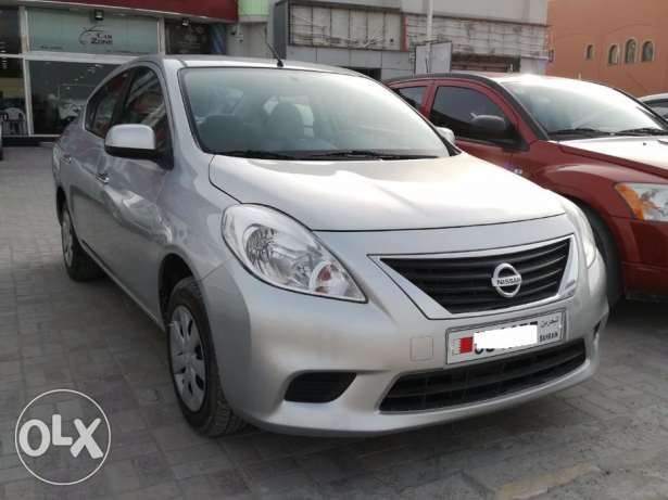 Nissan Sunny 2014 Model 66 Monthly