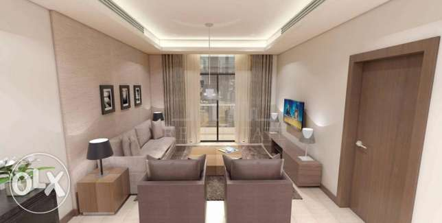 Invest in a fully furnished luxury apartment