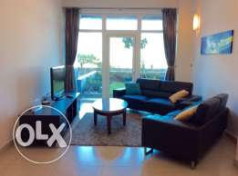 REEF ISLAND 2 bedroom fully furnished flat with private garden